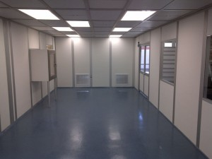 Simplex Strip Doors Ceiling Systems